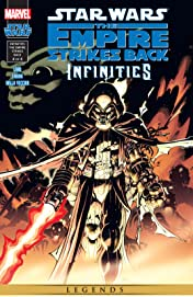 Star Wars Infinities: The Empire Strikes Back #4 (of 4)