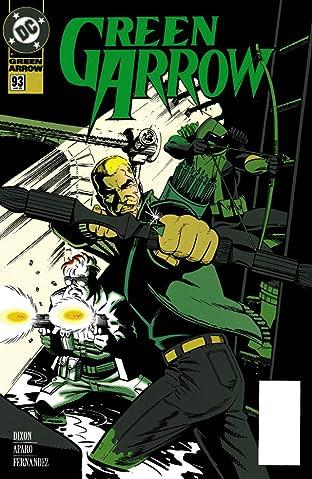 Green Arrow (1988-1998) #93