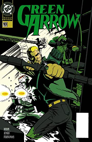 Green Arrow (1988-1998) #93