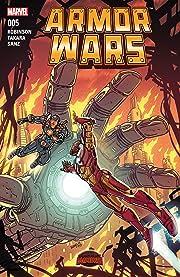 Armor Wars (2015) No.5