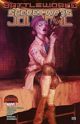Secret Wars Journal (2015) #5 (of 5)