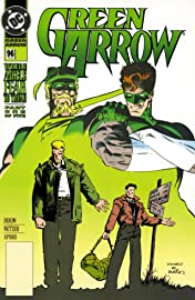 Green Arrow (1988-1998) #96