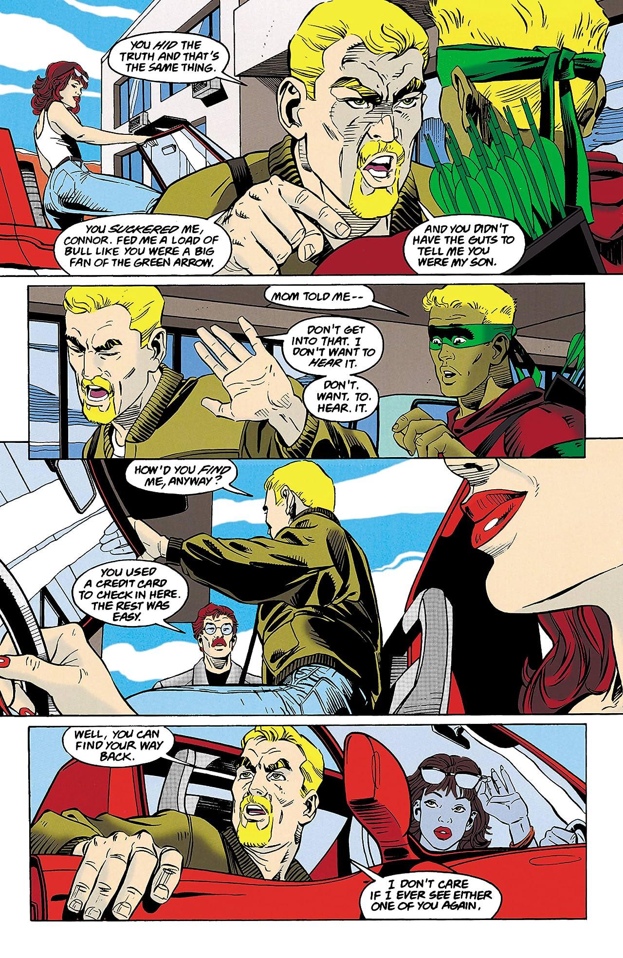 Green Arrow (1988-1998) #97