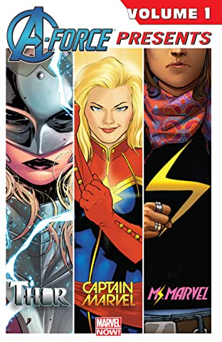 A-Force Presents Tome 1