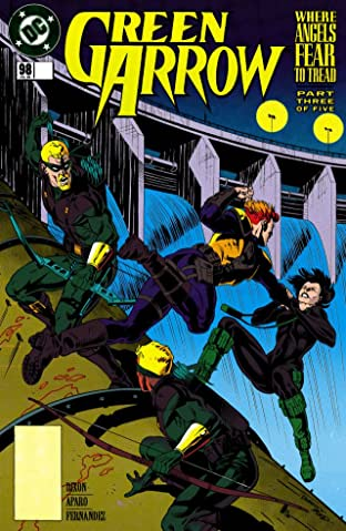 Green Arrow (1988-1998) #98