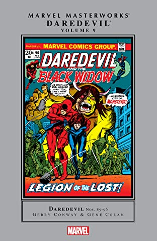 Daredevil Masterworks Tome 9