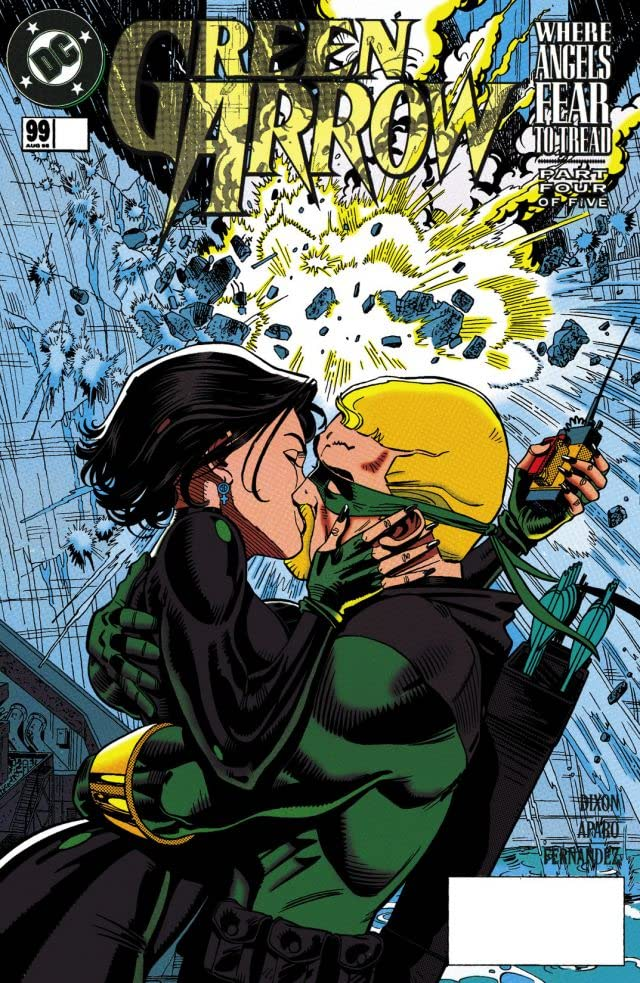 Green Arrow (1988-1998) #99
