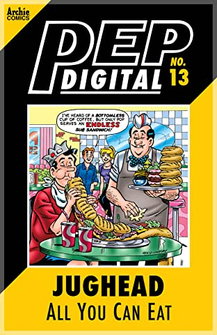 PEP Digital #13: Jughead All You Can Eat