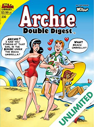 Archie Double Digest #230