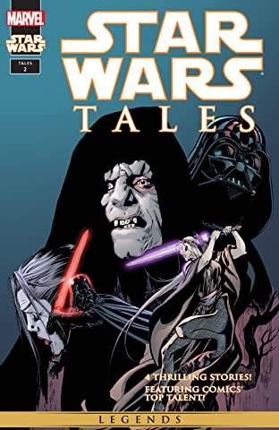 Star Wars Tales (1999-2005) #2
