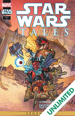 Star Wars Tales (1999-2005) #4