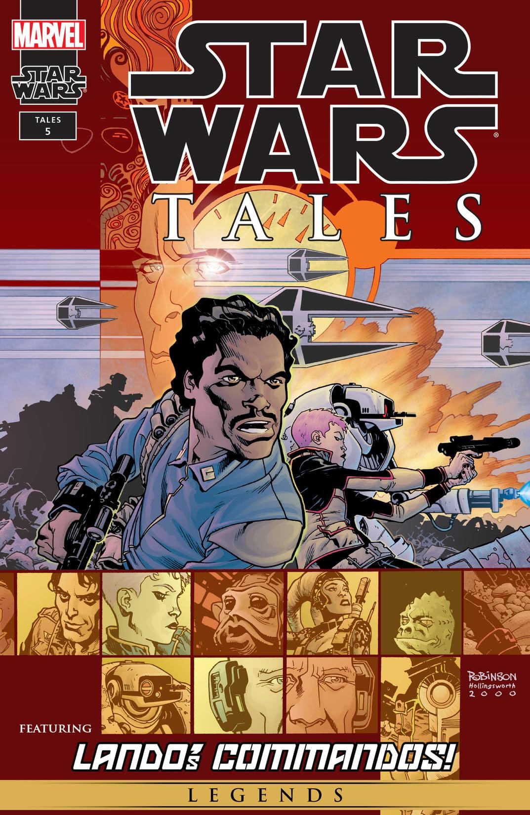Star Wars Tales (1999-2005) #5