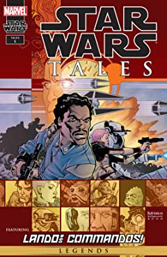 Star Wars Tales (1999-2005) #5