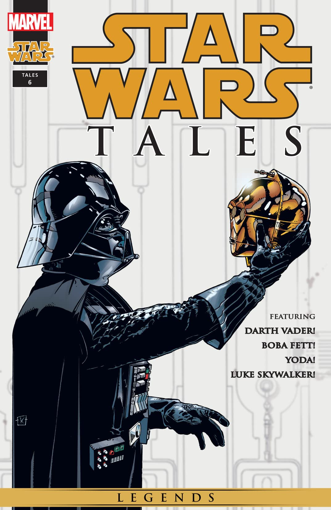 Star Wars Tales (1999-2005) #6