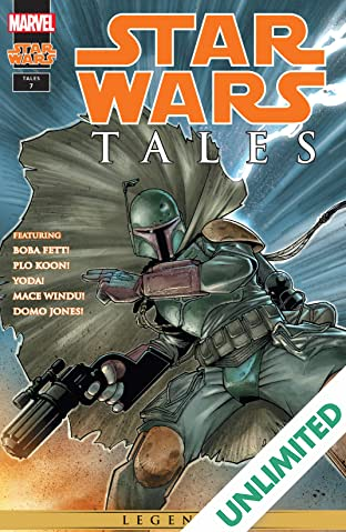Star Wars Tales (1999-2005) #7