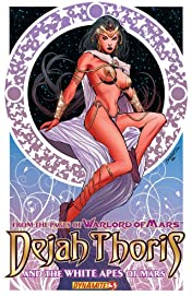 Dejah Thoris and the White Apes of Mars #3
