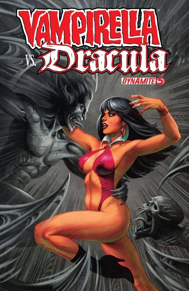 Vampirella vs. Dracula #5