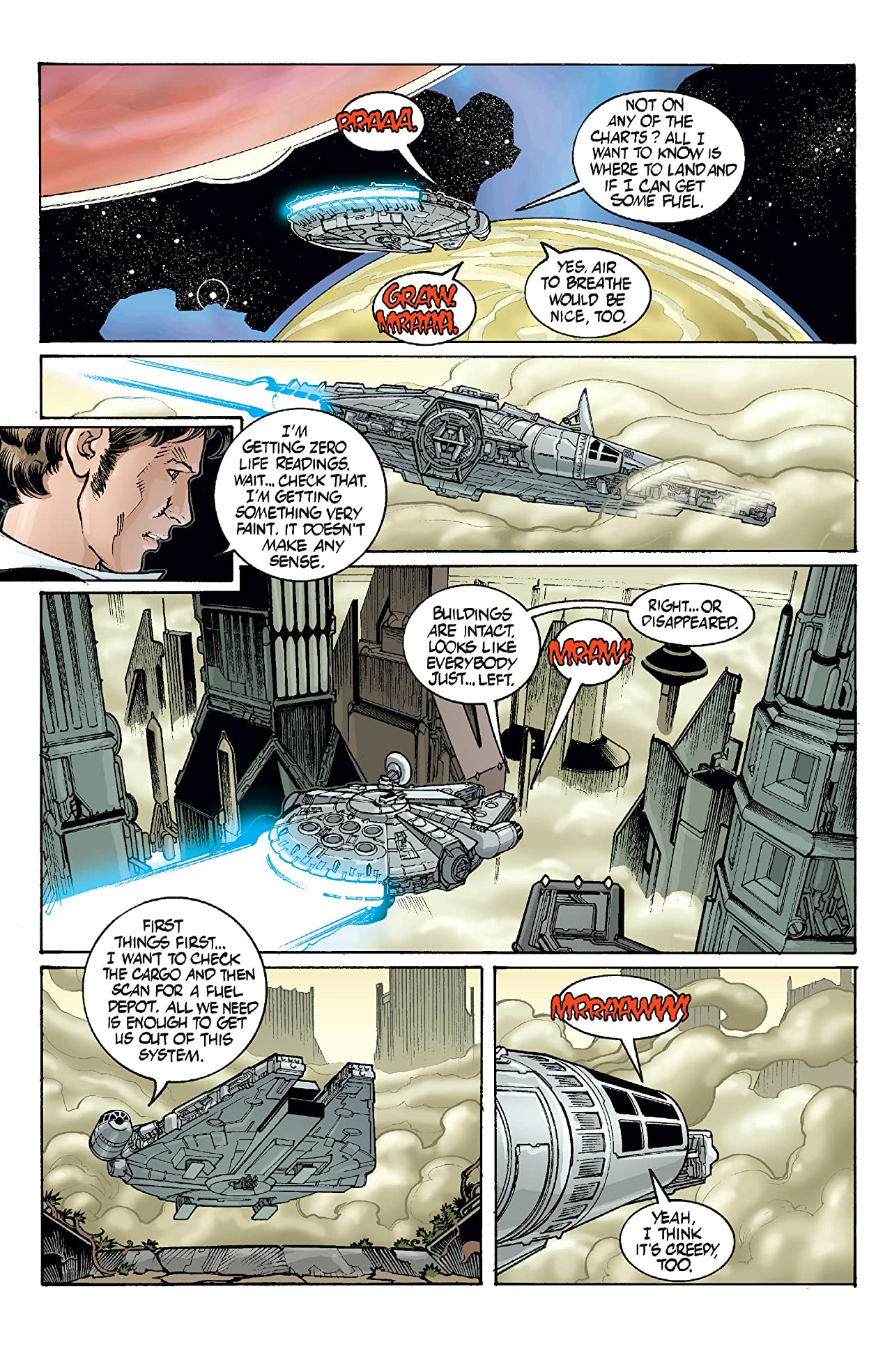 Star Wars Tales (1999-2005) #17