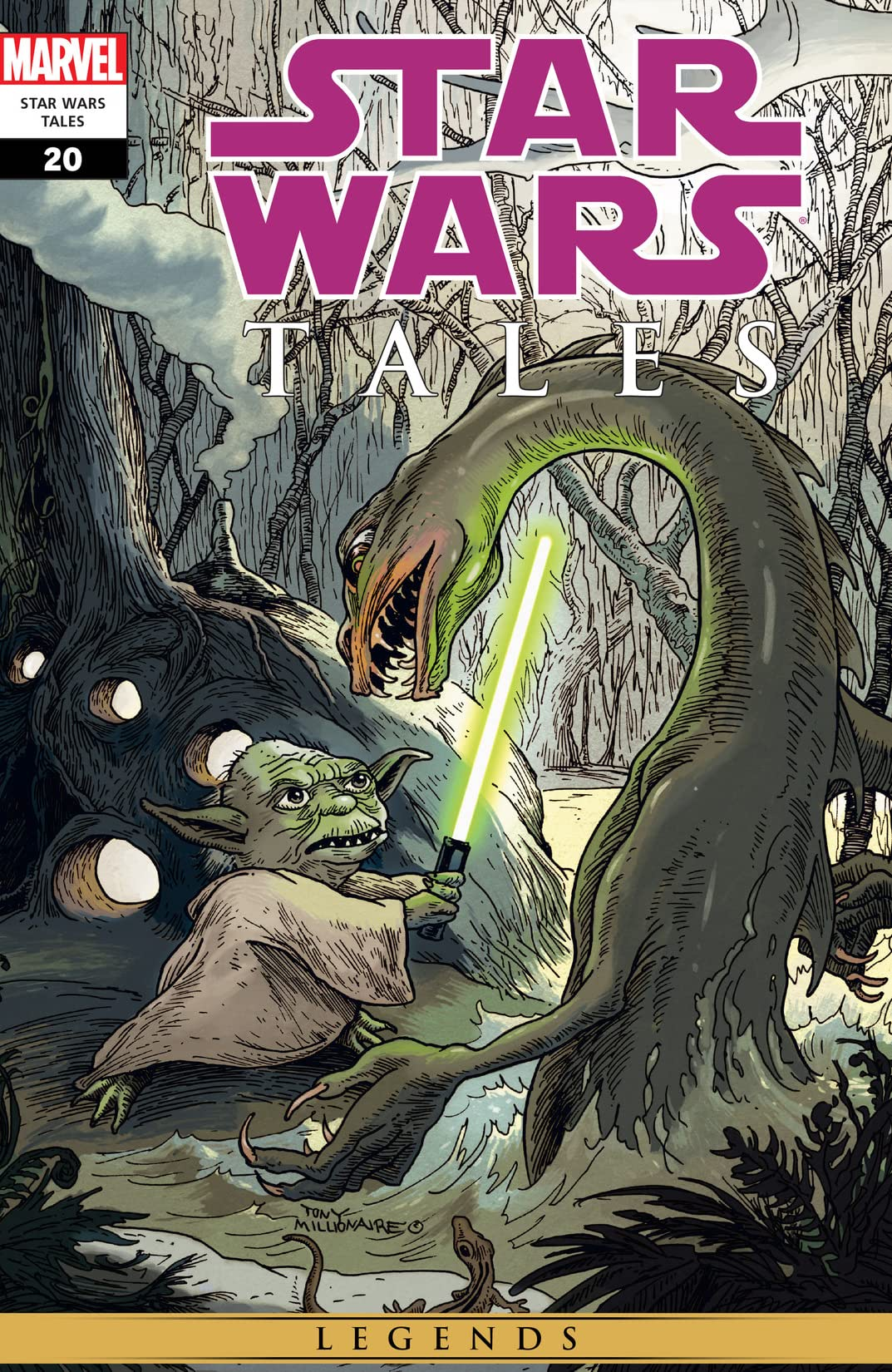 Star Wars Tales (1999-2005) #20