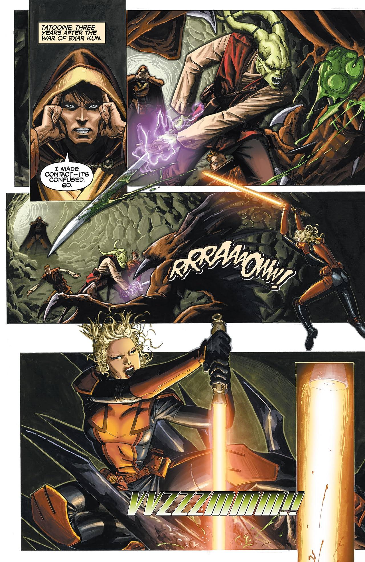 Star Wars Tales (1999-2005) #23