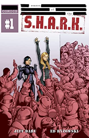 Season of the S.H.A.R.K. #1