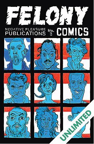 Felony Comics #3