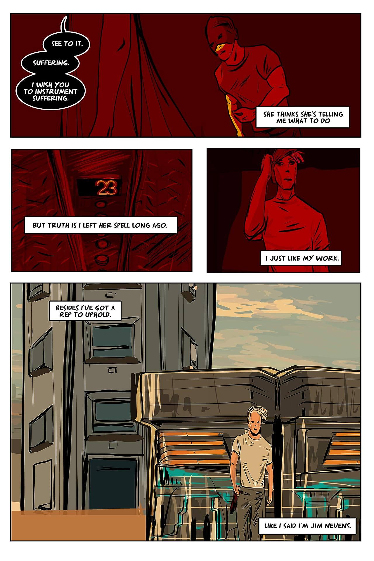 City War Vol. 3: The Queens Of Ruin