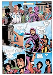 THE 99 #22: Arabic