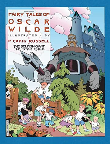Fairy Tales of Oscar Wilde Vol. 1