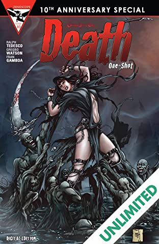 Grimm Fairy Tales 10th Anniversary One Shot - Death