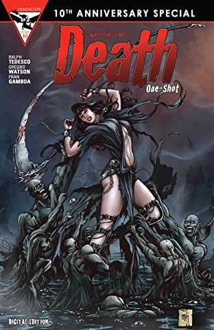 Grimm Fairy Tales 10th Anniversary One Shot - Death #1