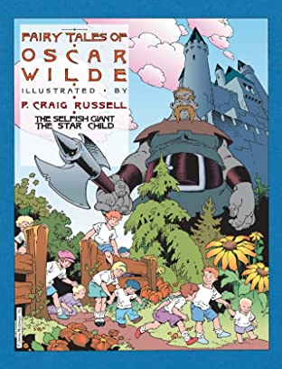 Fairy Tales of Oscar Wilde Vol. 1: Preview