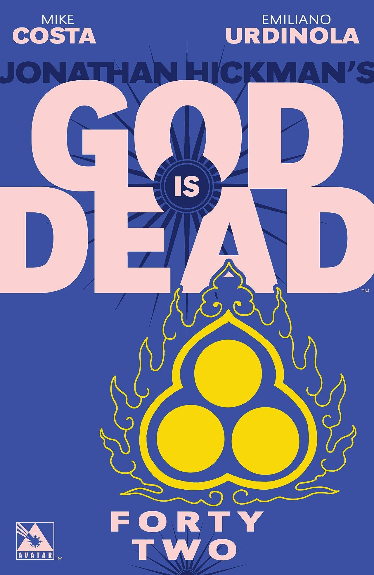God is Dead #42