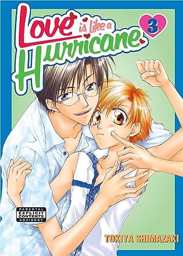 Love is like a Hurricane Vol. 3