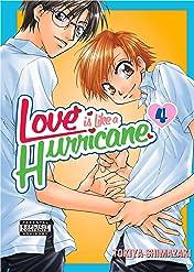 Love is like a Hurricane Vol. 4