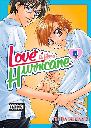 Love is like a Hurricane Vol. 4