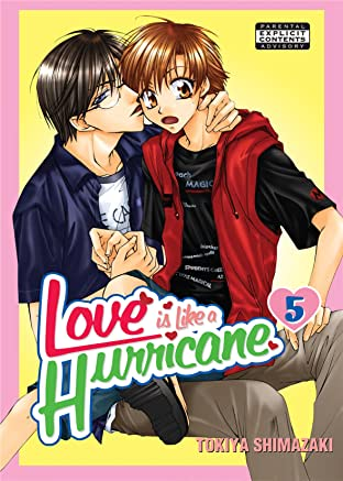 Love is like a Hurricane Vol. 5