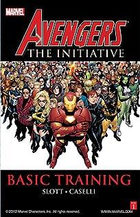 Avengers: The Initiative Vol. 1: Basic Training