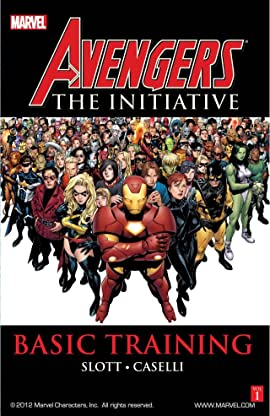 Avengers: The Initiative Vol. 1: Basic Training