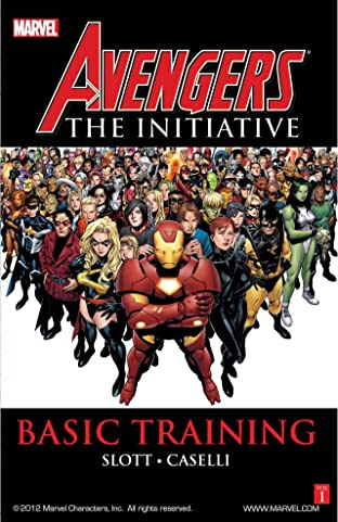 Avengers: The Initiative Tome 1: Basic Training