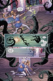 Grimm Fairy Tales 10th Anniversary One Shot - Cinderella