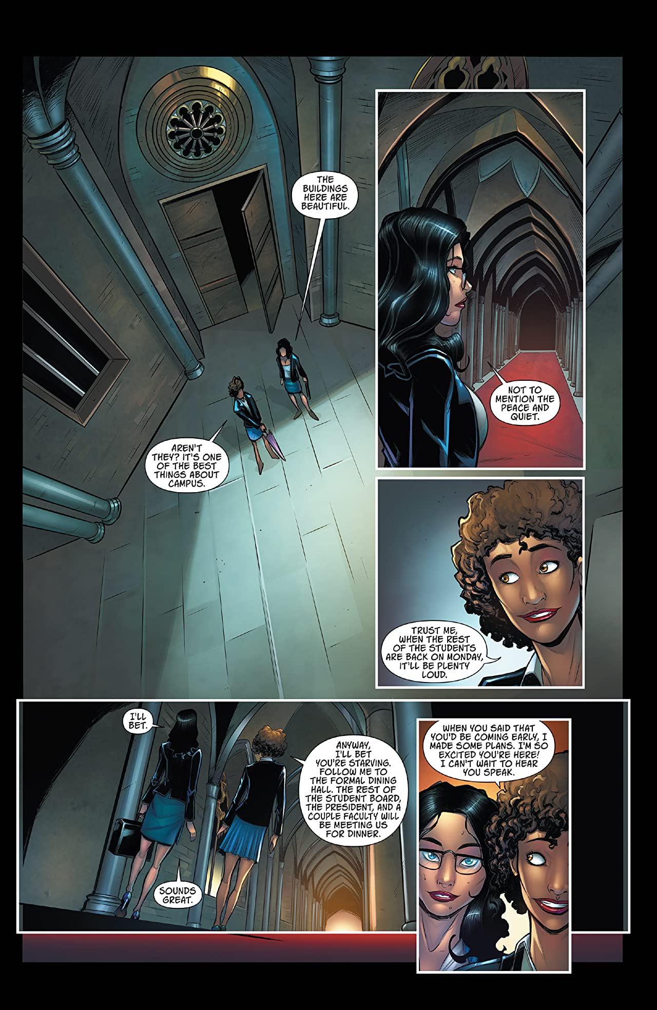 Grimm Fairy Tales 2015 Halloween Special #1