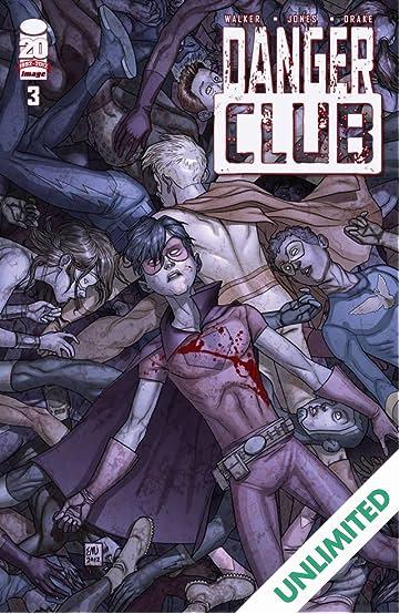 Danger Club #3