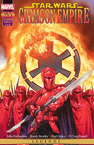 Star Wars: Crimson Empire (1997-1998) #1 (of 6)