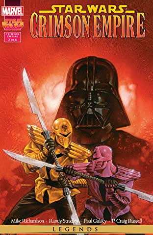 Star Wars: Crimson Empire (1997-1998) #2 (of 6)