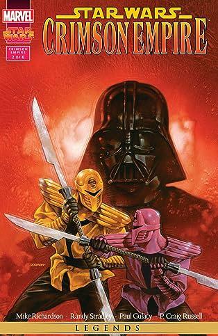 Star Wars: Crimson Empire (1997-1998) #2 (of 6)