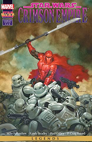 Star Wars: Crimson Empire (1997-1998) #3 (of 6)