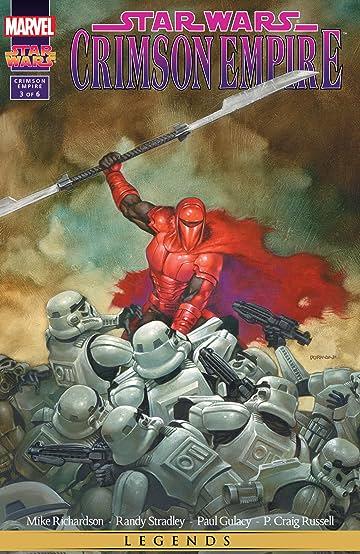 Star Wars: Crimson Empire (1997-1998) #3 (of 6)