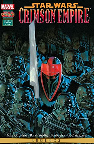 Star Wars: Crimson Empire (1997-1998) #5 (of 6)