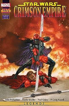Star Wars: Crimson Empire (1997-1998) #6 (of 6)